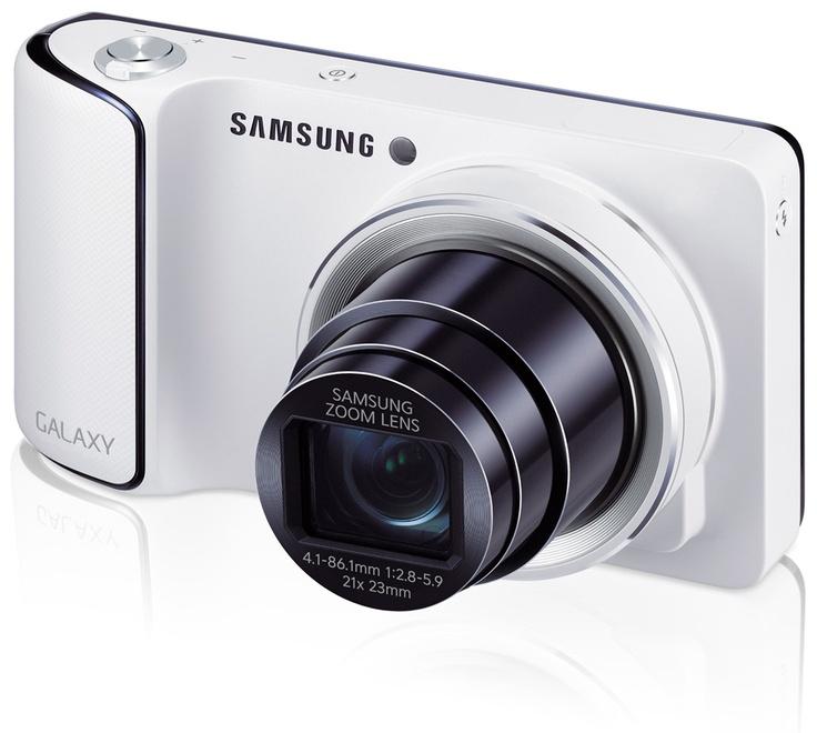 Samsung Galaxy Camera sous Android