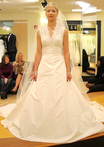 22 best say yes to the dress atlanta images on pinterest for Wedding dress in atlanta