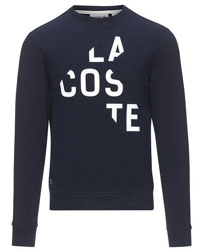 Super seje Lacoste sweatshirt Lacoste Sweatshirts til Herrer i dejlige materialer