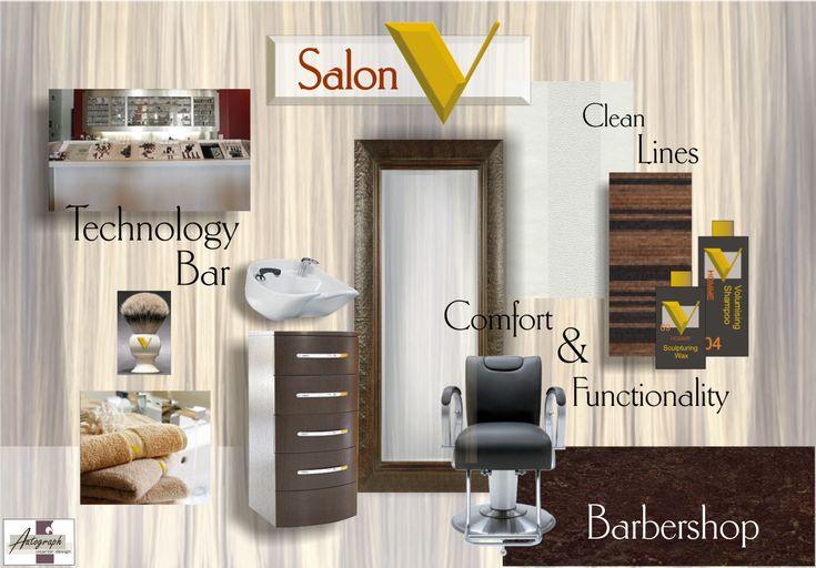 Hair Salon Concept Salon Concepts Hair Salon Design Salon Design Ideas
