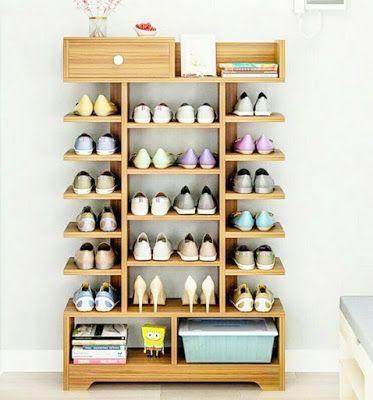 Modern Shoe Storage Cabinets Racks Design Ideas 2019 Shoe