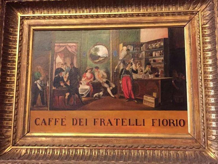 #caffè #Fiorio #localestorico #Torino