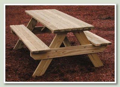 best 25 kids picnic table plans ideas on pinterest kids picnic table diy kids furniture and. Black Bedroom Furniture Sets. Home Design Ideas
