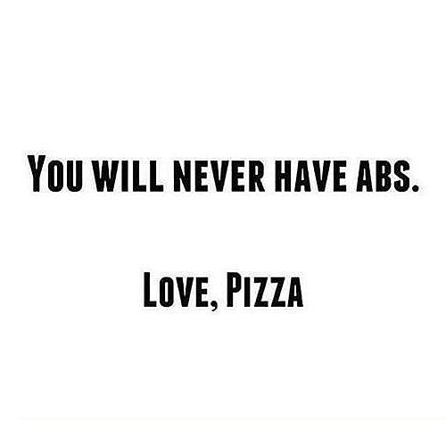 If pizza is the reason you're having a tough time losing weight, these Instagram pics will sound all too true.