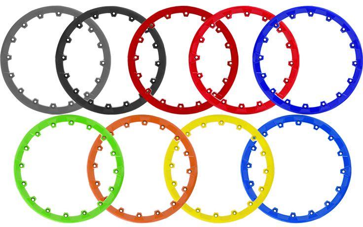 Discount UTV Tires ATV Tires and Wheels - STI HD5 Beadlock 14 Inch Colored Rings, $25.99 (http://www.discountutvtires.com/STI-HD5-BEADLOCK-WHEEL-RINGS-14-INCH-ATV-UTV/)