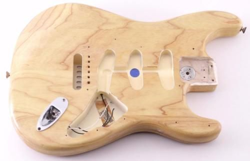 2006 fender mexico #classic #series '70s stratocaster #guitar body bd-4169,  View more on the LINK: http://www.zeppy.io/product/gb/2/272154308798/
