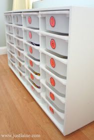 Workbox system for homeschooling. Genius!