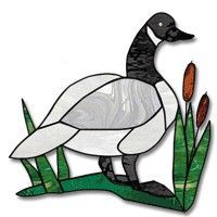 Free Pattern, Canada Goose - Glass Crafters Stained Glass Supplies glasscrafters.biz