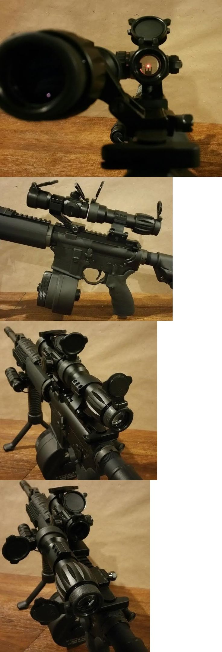 Red Dot and Laser Scopes 66827: Red Dot Sight And 5X Magnifier Fts Mount Eotech Aimpoint Tactical Scope Reticle -> BUY IT NOW ONLY: $139.99 on eBay!