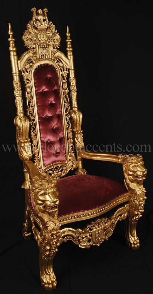 25 best throne chair ideas on pinterest king throne for Throne chair plans
