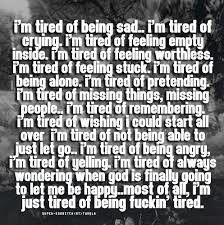 tired much