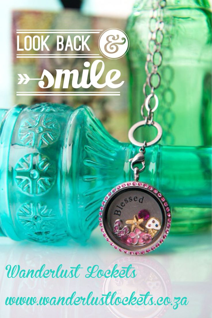 Collect charms and treasure those memories that make you smile