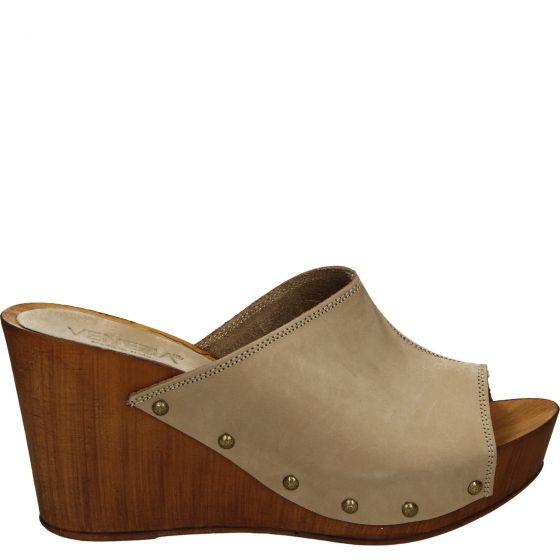 Klapki Na Koturnie 458 Nab Canap Shoes Heeled Mules Mule Shoe