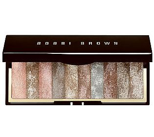 Help her add some glam to her lids with this Shimmer Brick Eye Palette from @Bobbi Sheridan Brown ! She can blend the shades together to create her own custom color! #QVCgifts