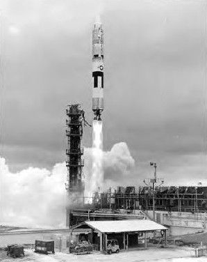 The Titan Launch Vehicle provided US strategic deterrent during the darkest Cold War days & launched NASA's Gemini spacecraft that led to the Moon landings. It hurled planetary probes into the farthest Solar System reaches & propelled vital military spacecraft into orbit. It delivered the Nation's most important & expensive intelligence & military communications satellites. http://www.century-of-flight.net/Aviation%20history/space/The%20Titan%20Launch%20Vehicle.htm