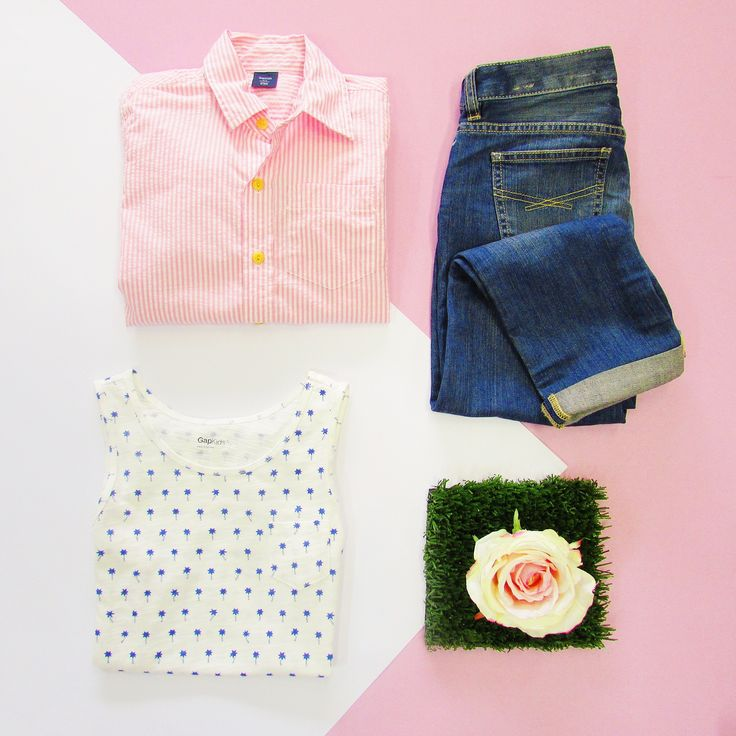 Complement the Jacarandas now in full bloom with this cute outfit from @GapSouthAfrica #GapKids