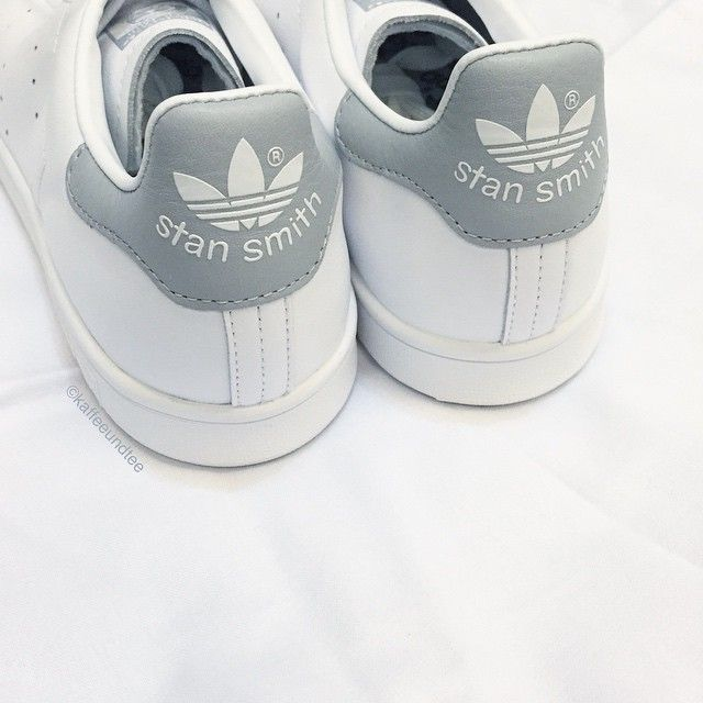 Adidas Originals | Stan Smith in grey                                                                                                                                                      More