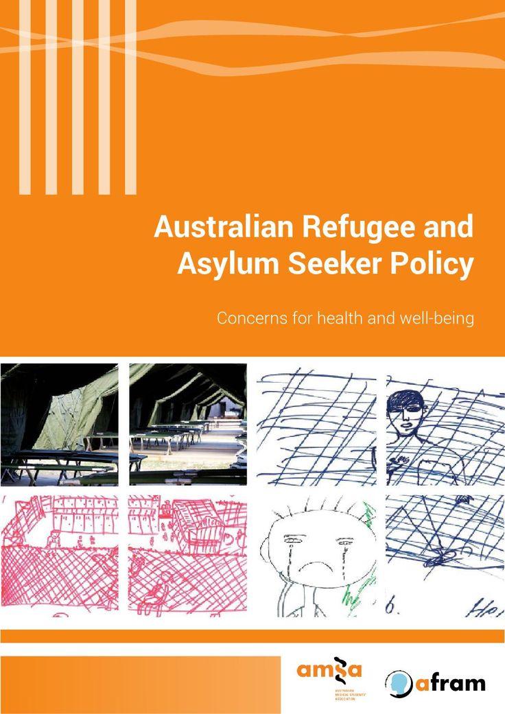 Australian Refugee and Asylum Seeker Policy