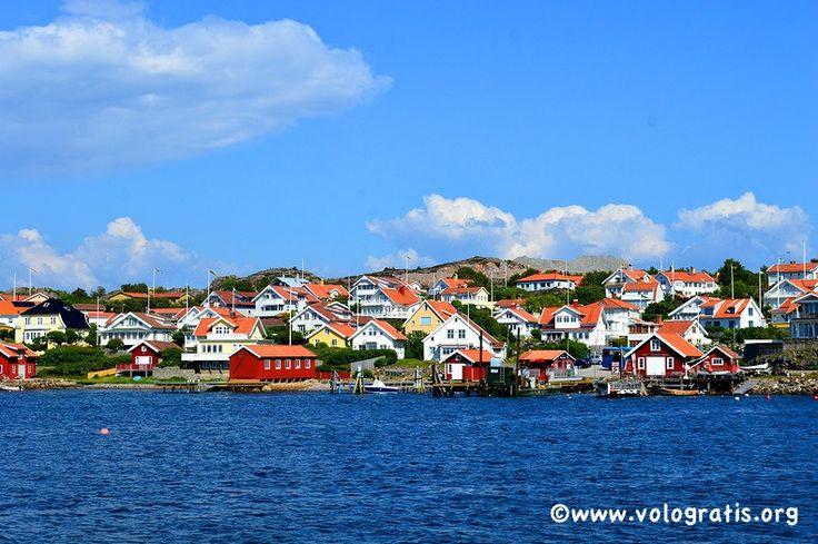 Fiskebackskil #Sweden