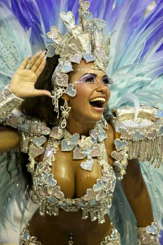 Rio de Janeiro!Street Parties, Samba Parades and Flashy Carnival Balls.