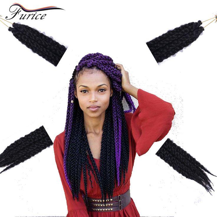 Aliexpress.com : Buy Marley Braids 3d Cubic Twist Crochet Braiding Hair Bug Crochet Curly Hair Extensions Braids In Bundles Senegalese Twist Onepiece from Reliable braid bracelet suppliers on furice hair Store