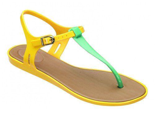mel by melissa sandals yellow - Szukaj w Google