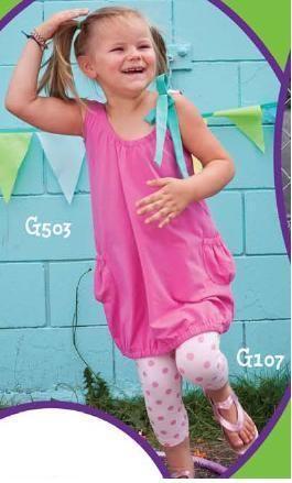 Peekaboo Beans | Kids Consignment | Laughter Leggings | NWT | Spring 2012 | Edmonton | Alberta | Canada