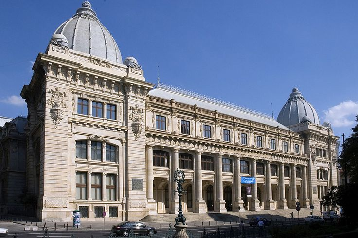 National History Museum of Romania.
