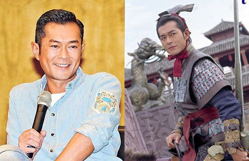 "Louis Koo Talks Upcoming ""A Step Into the Past"" Movie"