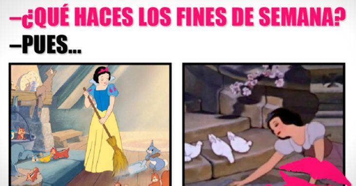 20 Divertidos Memes De Princesas Disney Que Funcionan Para Toda Ocasion Princesas Disney Princesas Modernas De Disney Memes Divertidos