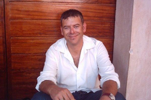 Francisco José Motos Martínez, visitó Valencia para promocionar 'La estación del destino'.