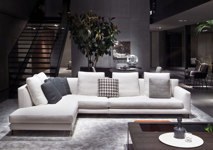 decoraciones de salas con sofa en l - Google Search
