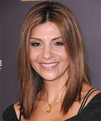Callie Thorne Hairstyle: Casual Medium Straight Hairstyle. ends are jagged cut to maintain a light feel to the length for a simple finish.   Read more at http://www.thehairstyler.com/hairstyles/casual/medium/straight/callie-thorne#2gpR7ZAMsk5xC1eM.99