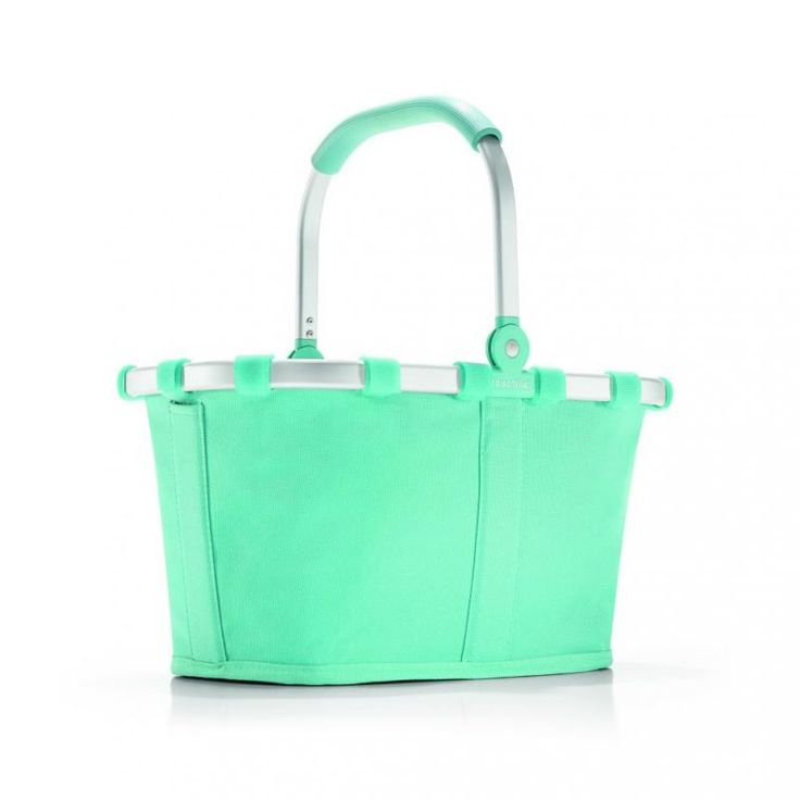 Koszyk carrybag XS turquoise - DECO Salon. A smaller version of the original shopping cart Carrybag. Reisenthel brand. #forkids #shopping #basket #design #giftidea #accessories #forhome