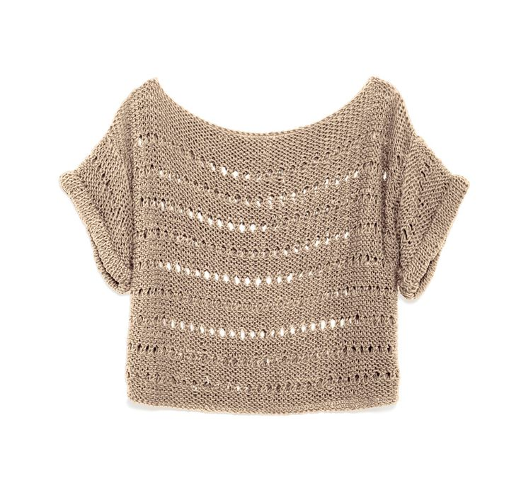 wool and the gang™ — kits - DIANA SWEATER