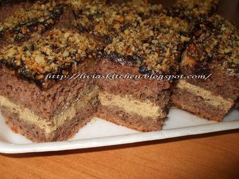 Livia`s Kitchen: Prajitura Bucuresti