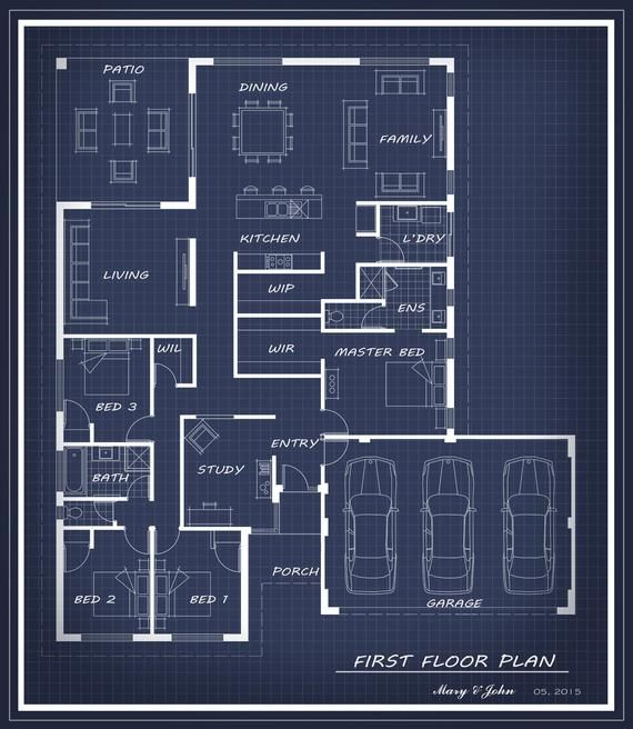 Custom Digital Floor Plan Artwork Blueprint Floor Plan Etsy In 2021 Floor Plan Drawing Custom Floor Plans First Home Gifts