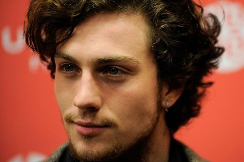 """Actor Aaron Johnson attends the """"Nowhere Boy"""" premiere  by sundancefilmfestival, via Flickr"""