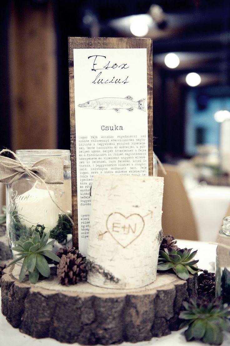 #tablesetting #rustic #country #fall #greenwedding #Pajta #wedding
