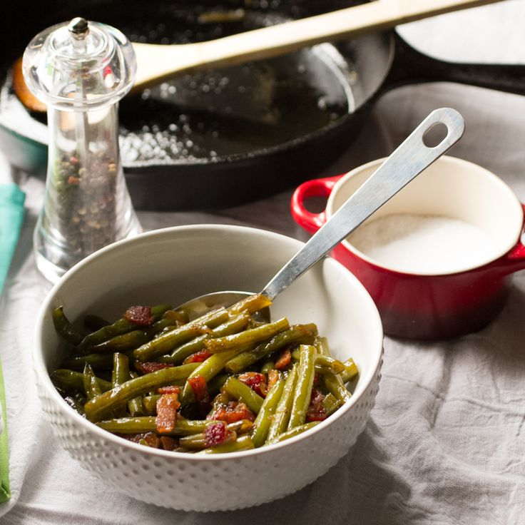 ... | Southern green beans, Bourbon caramel sauce and Foot cramps