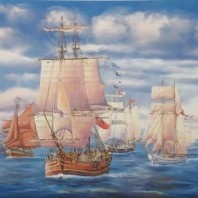 Australian History lesson - migration and settlement (first fleet)