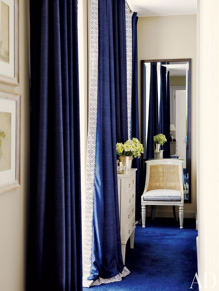 8 best Royal Blue Thermal Insulated Blackout Curtains images on ...