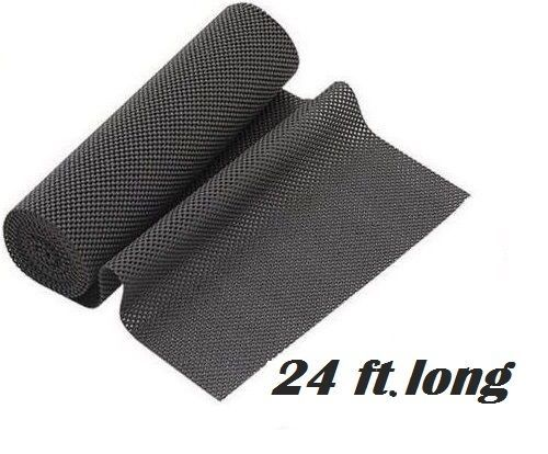 24 Ft Non Sip Tool Box Liner Lining Drawer Padded Shelf Cabinet Foam Rubber Roll #DB