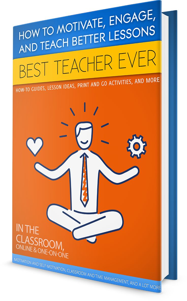 Merry Christmas! Here's your gift : a FREE e-book called 'Best Teacher Ever: How to Motivate, Engage, and Teach Better Lessons'