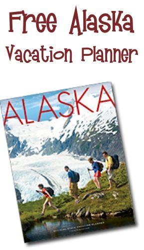 FREE Alaska Travel Planner! {+ 12 Must-See Alaska Travel Tips!} #vacation #thefrugalgirls