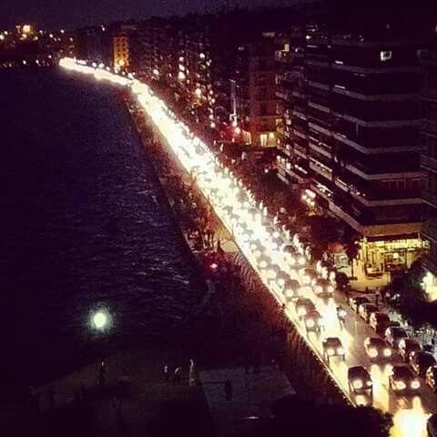 #thessaloniki_night