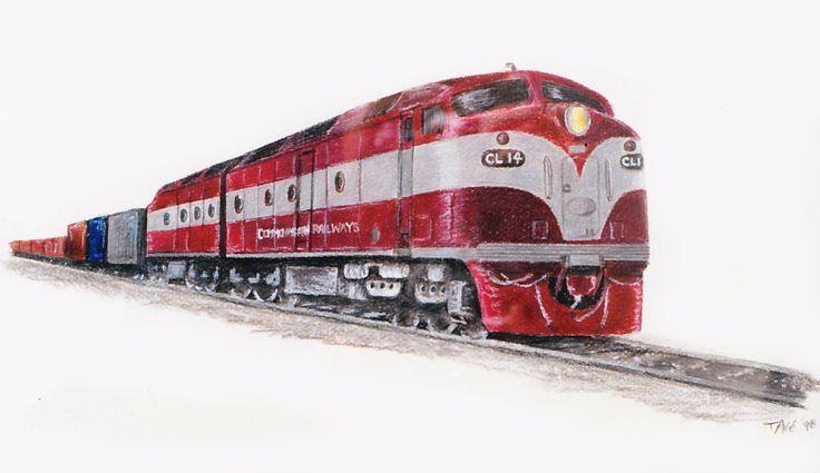 Commonwealth Railways CL Class