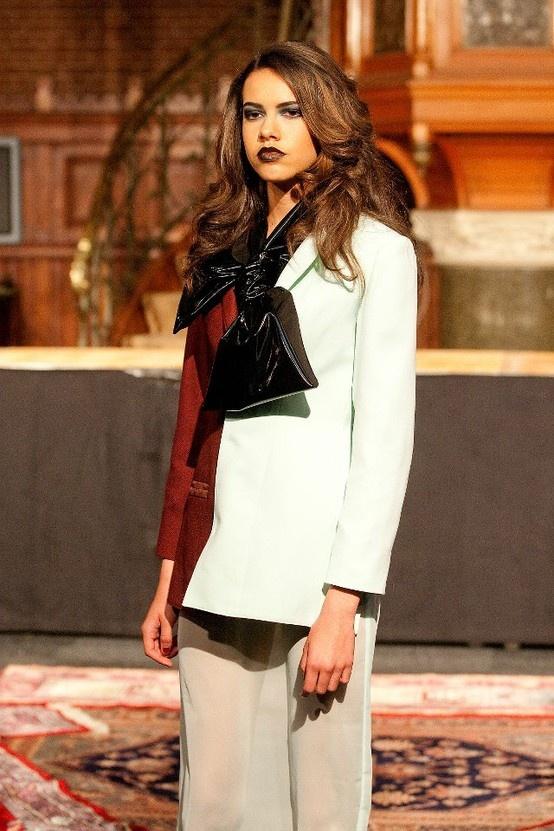 Kaho To at Salone Della Moda 2012. Photo's by Prasantha Yahampath Copyright ©