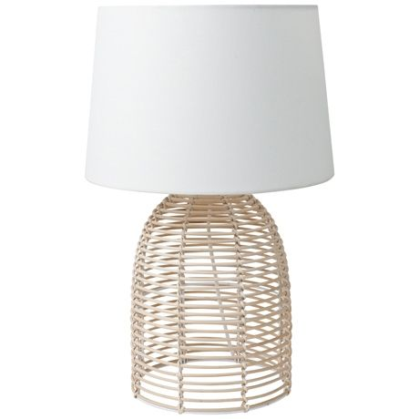 Naples Table Lamp 51cm | Freedom Furniture and Homewares