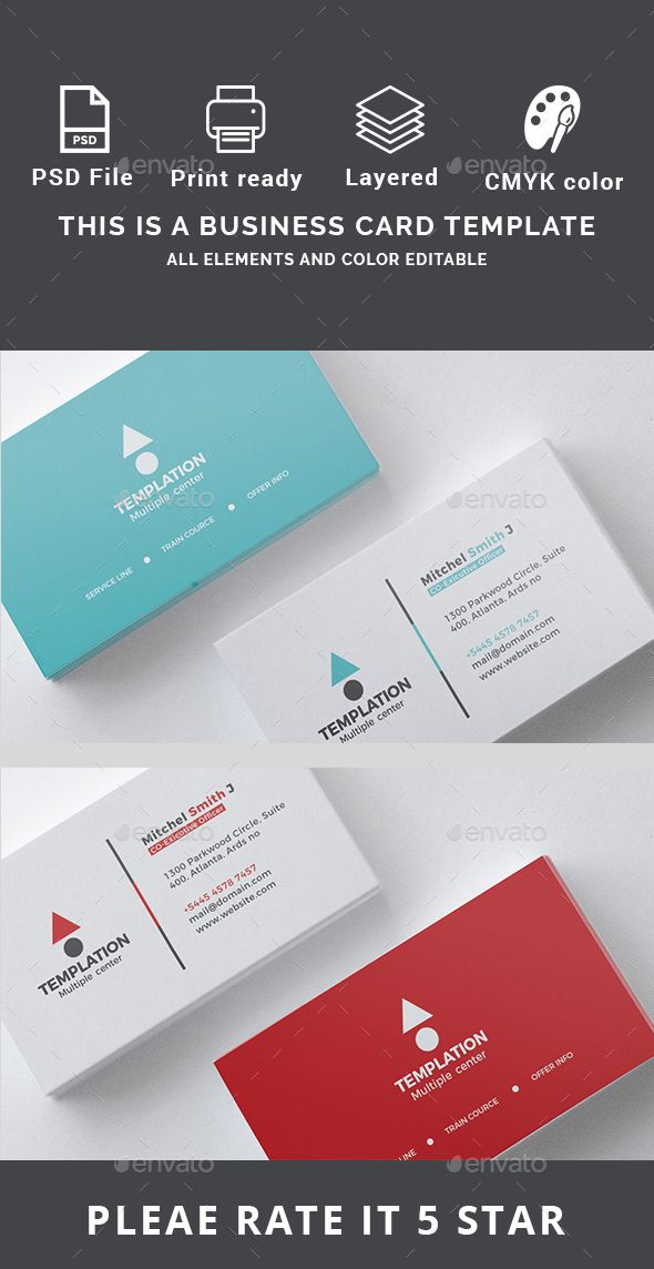 Best Business Card Templates Ideas On Pinterest Business - Business card template download
